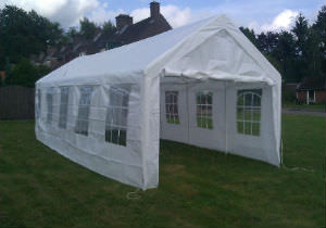 Partytent 10x4